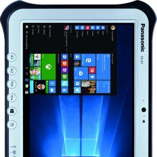 Panasonic Toughpad FZ-G1 (2018)