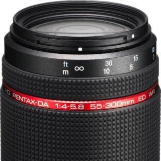 Pentax HD DA 55-300mm F4-5.8 ED WR