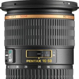 Pentax smc DA* 16-50mm F2.8 ED AL IF SDM