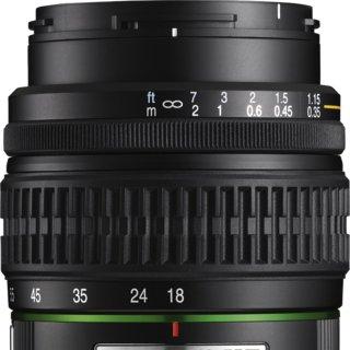 Pentax smc DA 18-55mm F/3.5-5.6 AL II