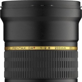 Pentax smc DA* 200mm F/2.8 ED IF SDM