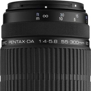Pentax smc DA 55-300mm F/4-5.8 ED