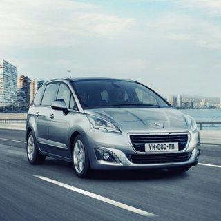 Peugeot 5008 Access 1.6 VTi 120 (2014)