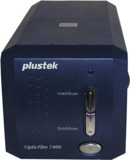 Plustek OpticFilm 7400