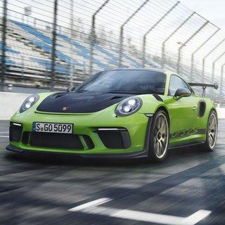 Porsche 911 GT3 RS (2019)