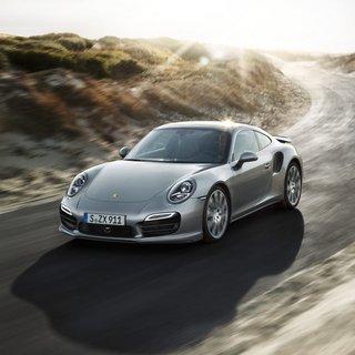 Porsche 911 Turbo (2014)
