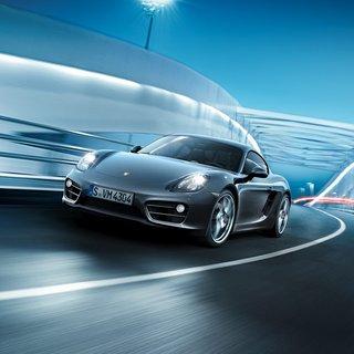 Porsche Cayman (2014)