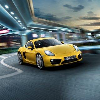 Porsche Cayman S (2014)