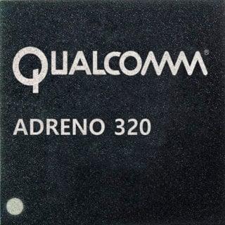 Qualcomm Adreno 320 (400MHz)
