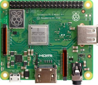 Raspberry Pi 3 Model A Plus