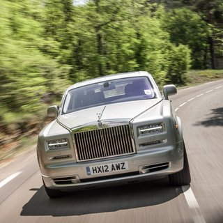 Rolls-Royce Phantom (2014)