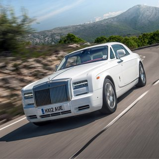 Rolls-Royce Wraith Coupe (2014)