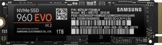 Samsung 960 Evo 1TB