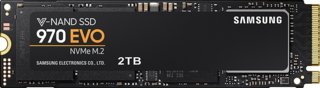 Samsung 970 Evo NVMe M.2 2280 2TB