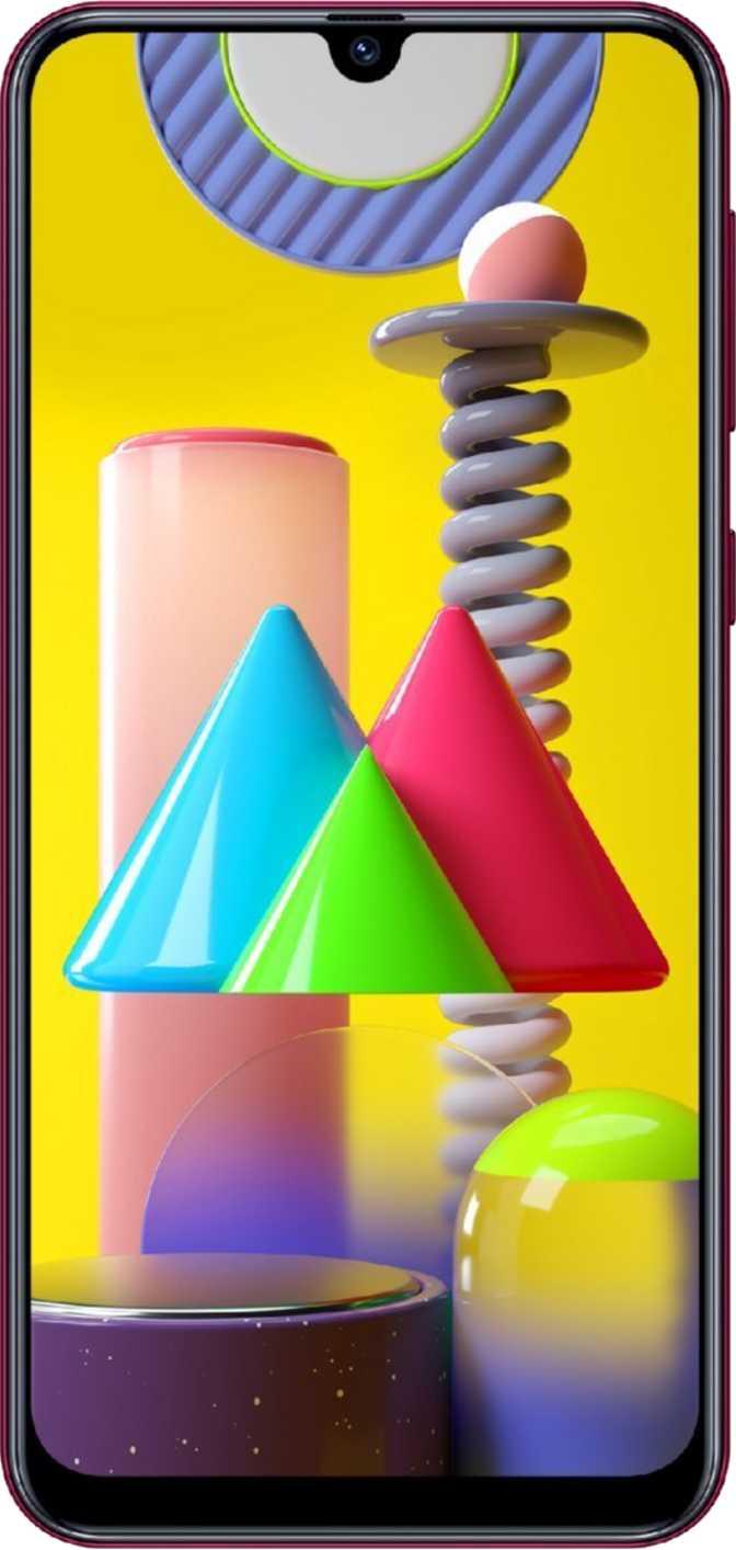 Samsung Galaxy M31 (64GB / 6GB RAM)