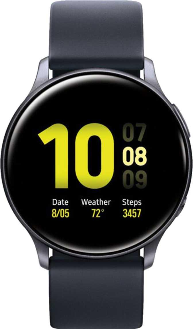Samsung Galaxy Watch Active2 Aluminium 44mm
