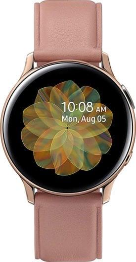 Samsung Galaxy Watch Active2 LTE Stainless Steel 40mm