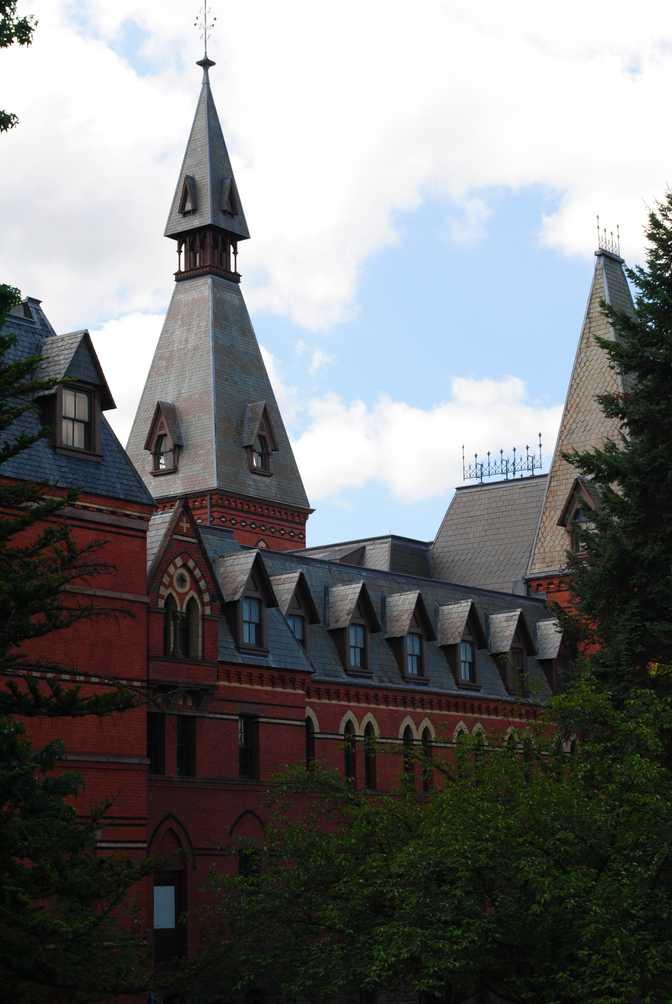 Samuel Curtis Johnson Graduate School
