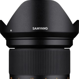Samyang 20mm F1.8 ED AS UMC