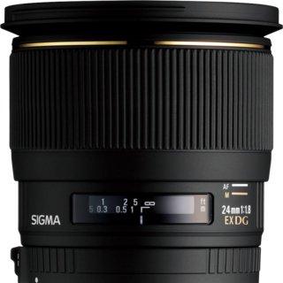 Sigma 24mm F1.8 EX DG ASP Macro
