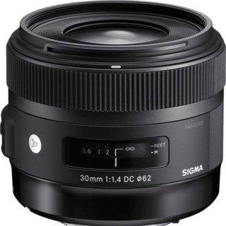 Sigma 30mm F1.4 DC HSM A