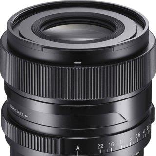 Sigma 65mm f/2 DG DN