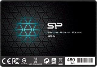 Silicon Power Slim S55 480GB
