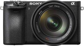 Sony Alpha a6500 + Sony Vario-Tessar E 16-70mm f/4 ZA OSS T*