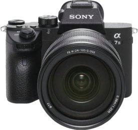 Sony Alpha a7 III + Sony FE 24-105mm f/4 G OSS