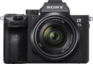 Sony Alpha a7 III + Sony FE 28-70mm f/3.5-5.6 OSS