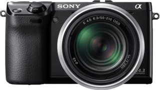 Sony Alpha NEX-7 + Sony E 55-210mm/ F4.5-6.3 OSS
