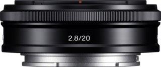 Sony E 20mm F2.8