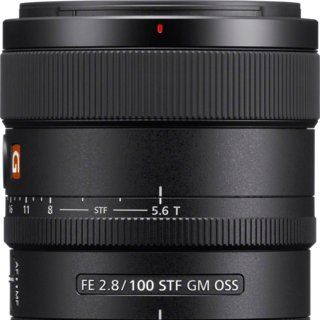 Sony FE 100mm f/2.8 STF GM OSS