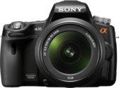 Sony SLT-A35K + Sony DT 18-55mm/ f3.5-5.6 SAM
