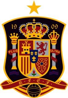 Nazionale di Calcio Spagnola 2018