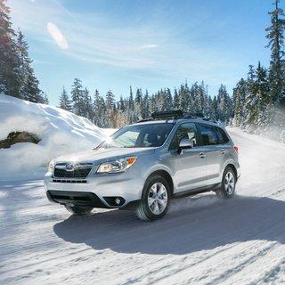 Subaru Forester 2.5i (2015)
