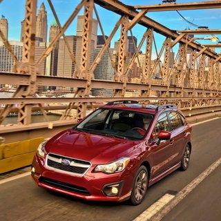 Subaru Impreza 5-Door 2.0i (2014)