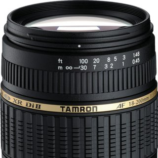 Tamron 18-200mm F/3.5-6.3 XR Di II
