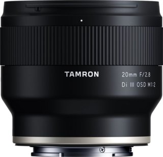 Tamron 20mm f/2.8 Di III OSD M1:2