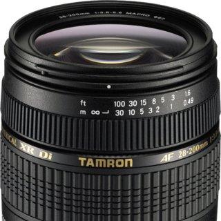 Tamron 28-200mm F/3.8-5.6 XR Di