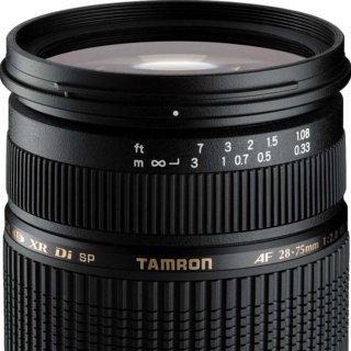 Tamron SP 28-75mm F/2.8 XR Di