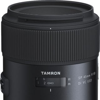 Tamron SP 45mm F1.8 Di VC USD