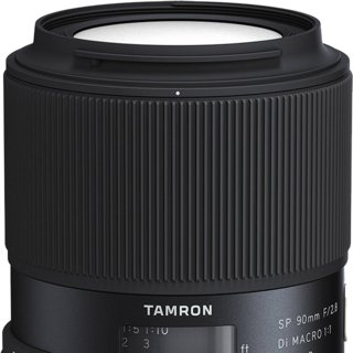Tamron SP 90mm F2.8 Di Macro 1:1 VC USD