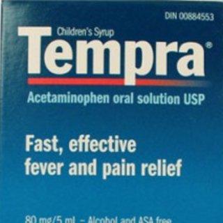 Tempra Children's Syrup