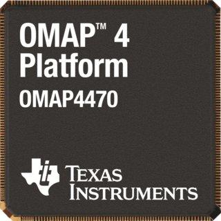 Texas Instruments OMAP4430