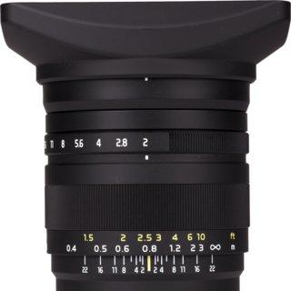 Tokina Firin 20mm F2 FE MF
