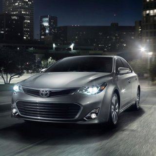 Toyota Avalon XLE (2014)