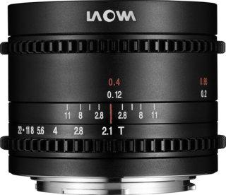 Venus Laowa 7.5mm T2.1 MFT Cine