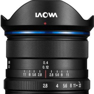 Venus Laowa 9mm f/2.8 Zero-D