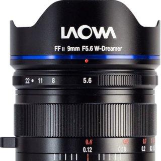 Venus Laowa 9mm f/5.6 FF RL